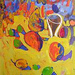 , , Still life2013 oil on canvas(50x40)