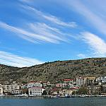 Clouds over Balaklava