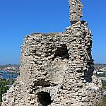 Fortress ruins