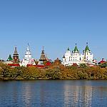 Izmailovsky Kremlin view 1