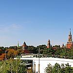 Kremlin view