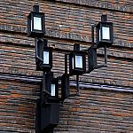 Lantern of the Moscow Art Theater