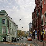 Maly Kislovsky lane