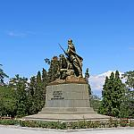 Monument to the Komsomol