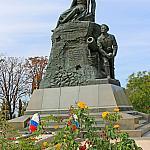 Monument to Vice Admiral Kornilov