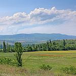 Oboronnoe village