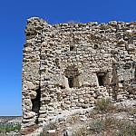 Remains of the tower