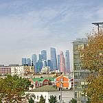 Several views of Moscow City_3