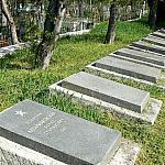 Soviet Graves