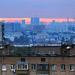 Sunset over Moscow_2