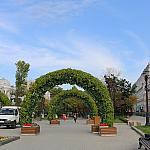 View from Nikitsky Gate