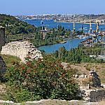 View of the Sevastopol Bay