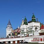 Welcome to Izmailovo Kremlin