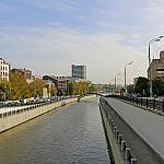 Yauza from Astakhovsky bridge