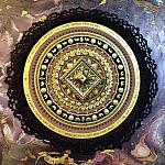 Золотая мандала Земли