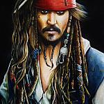 Капитан Джек Воробей (Captain Jack Sparrow )