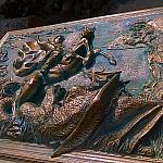 Георгий Победоносец, убивающий змия