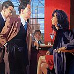 Jack Vettriano TheRedRoomNC.