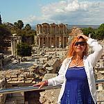 Библиотека Цельса, Эфес.
