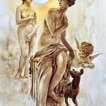 Диана и Афродита