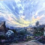 Карпатский вечер