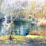 Самоизоляция, или рыбалка на Каменном озере.