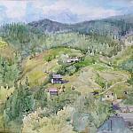 Вид на гору Тростян