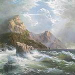 Черное море в окрестностях Ялты