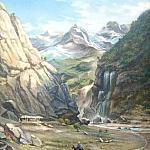 Горы Кабардино-Болкарии