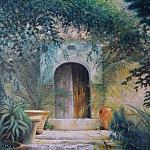 Испанский дворик