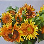 Подсолнухи. Букет. Sunflowers. Bouquet. Tournesols. Bouquet. Sunflowers. Blumenstrauß.