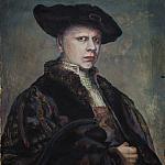 Автопортрет в стиле картины Рембранта 34 лет