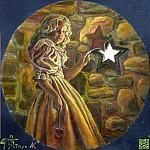 Девочка со звездой
