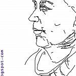 2020-2-20 портрет брюнетки ( 10 минут 6 секунд )
