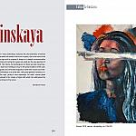 "publication in the art book ""I Segnalati"""